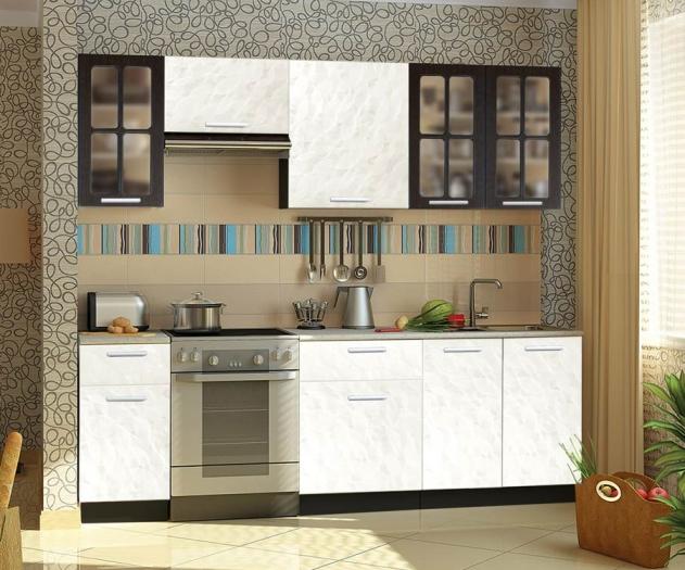 Кухонный гарнитур Базис 08