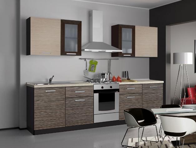 Кухонный гарнитур Базис 09 фото
