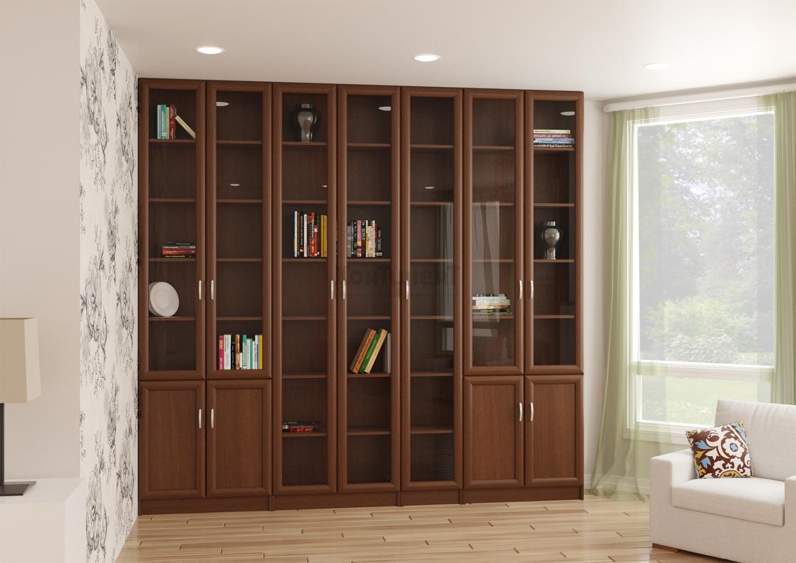 Модульная библиотека ДКО комплектация 1