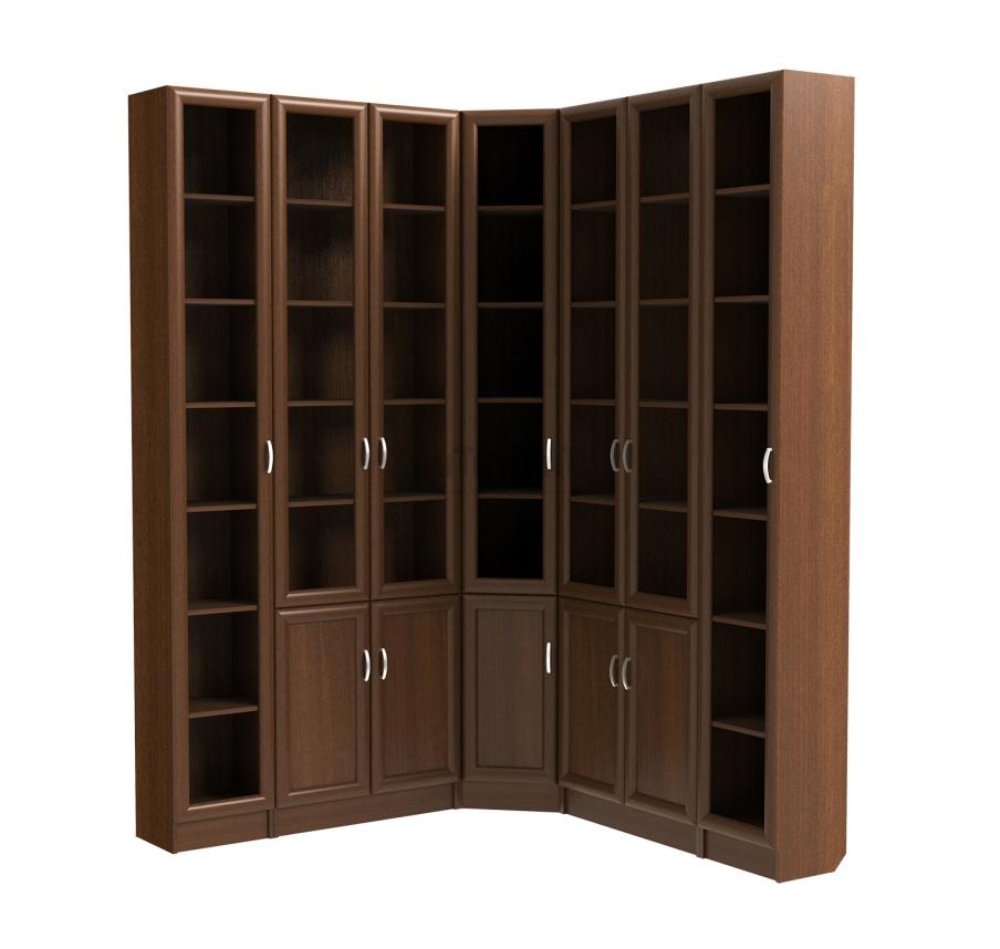 Модульная библиотека ДКО комплектация 3