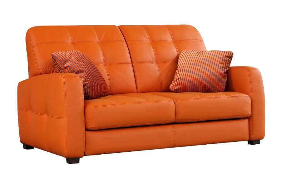 Нераскладной спальный диван