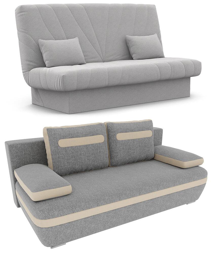 Выкатной диван для комнаты