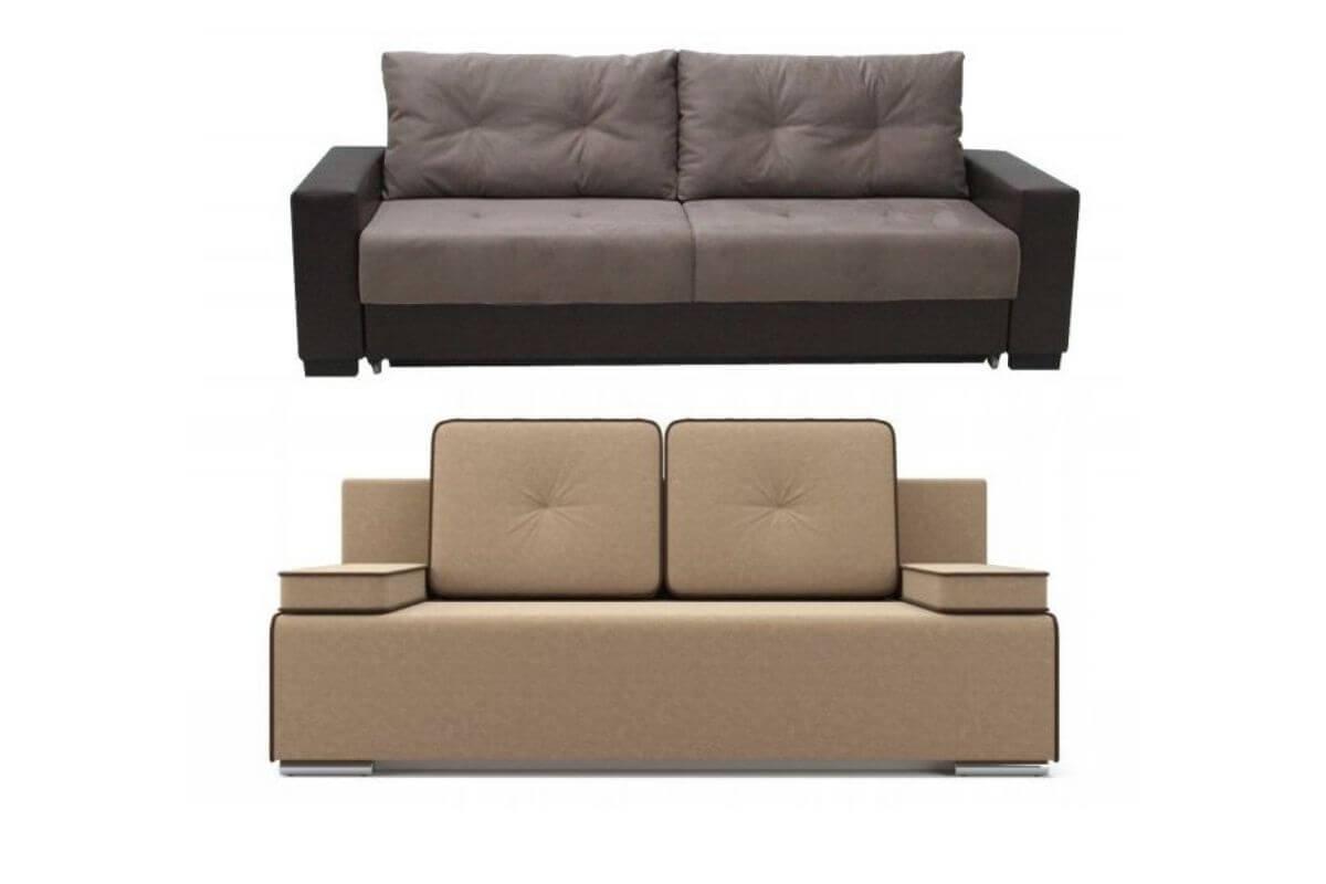 Раскладные диваны с ППУ