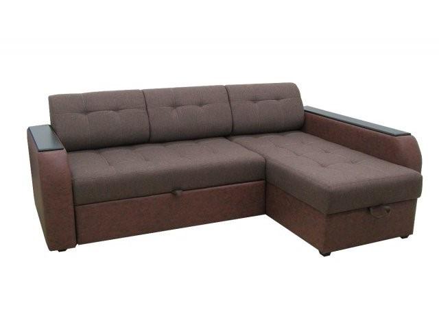 Угловой ортопедический диван