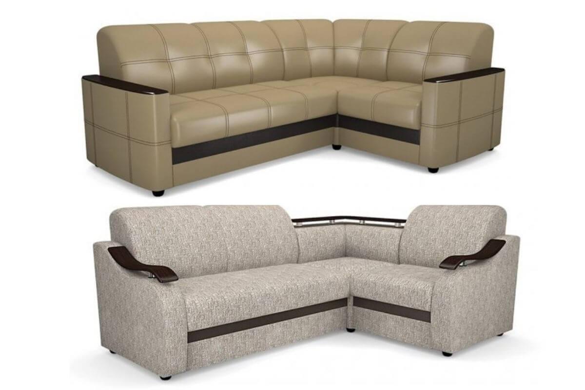 Выкатные диваны с ящиками