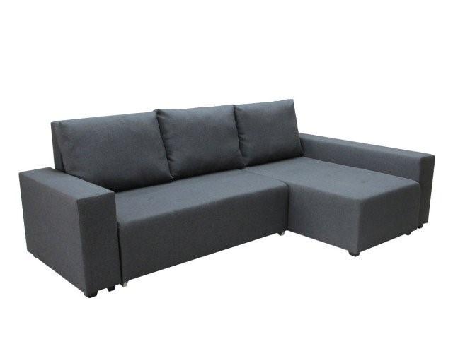 Угловой спальный диван