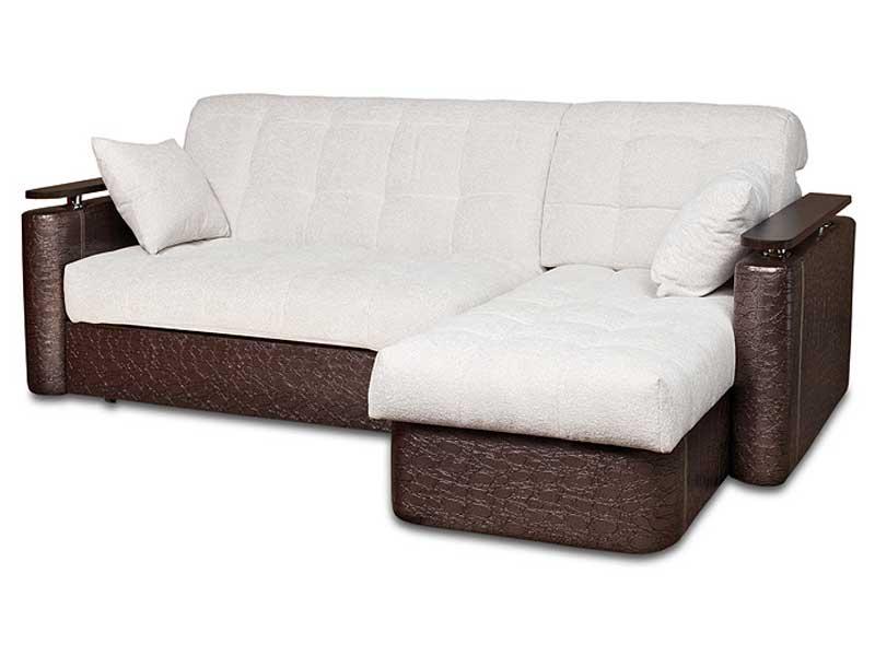 Угловой диван Пума мягкий