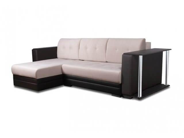 Угловой диван на пружинах