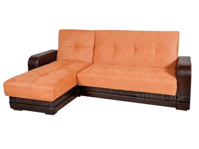 Раскладной диван на пружинных блоках
