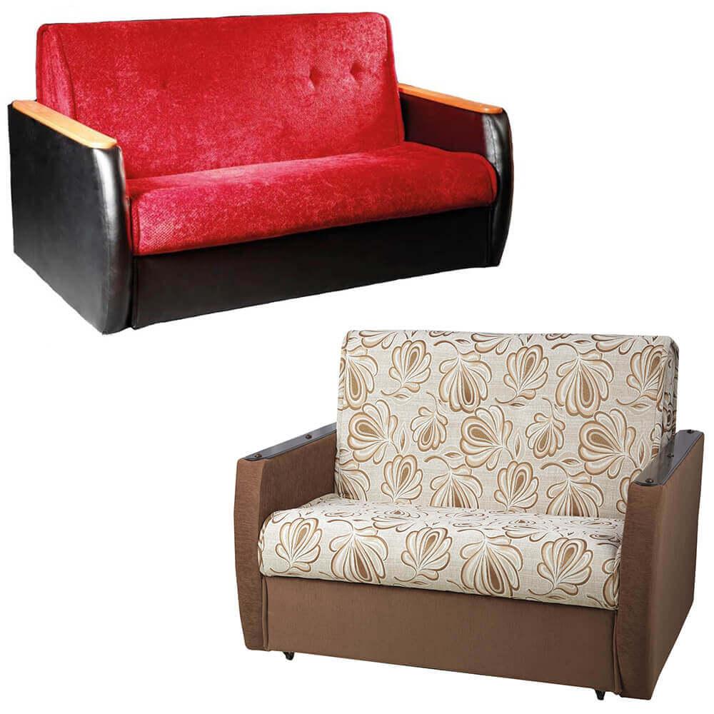 Выкатные диваны на 120 см