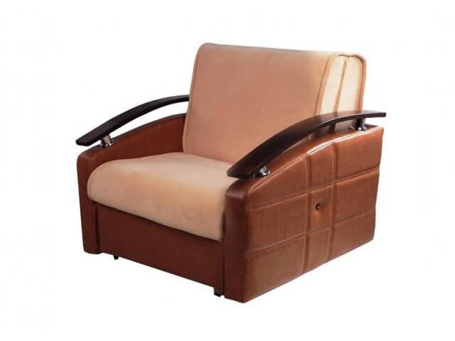Кресло-кровать с ортопедическим матрасом