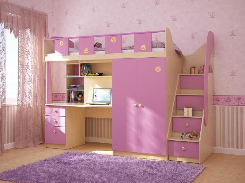Универсальная детская комната Пикник