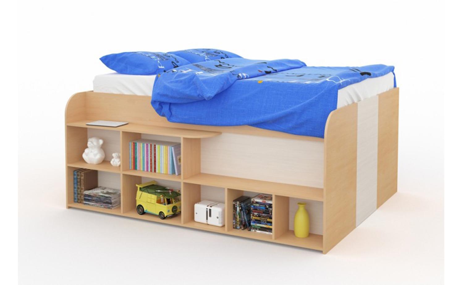 Детская кровать Д-909