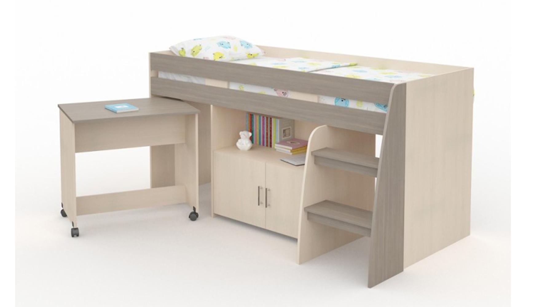 Детская кровать Д-919