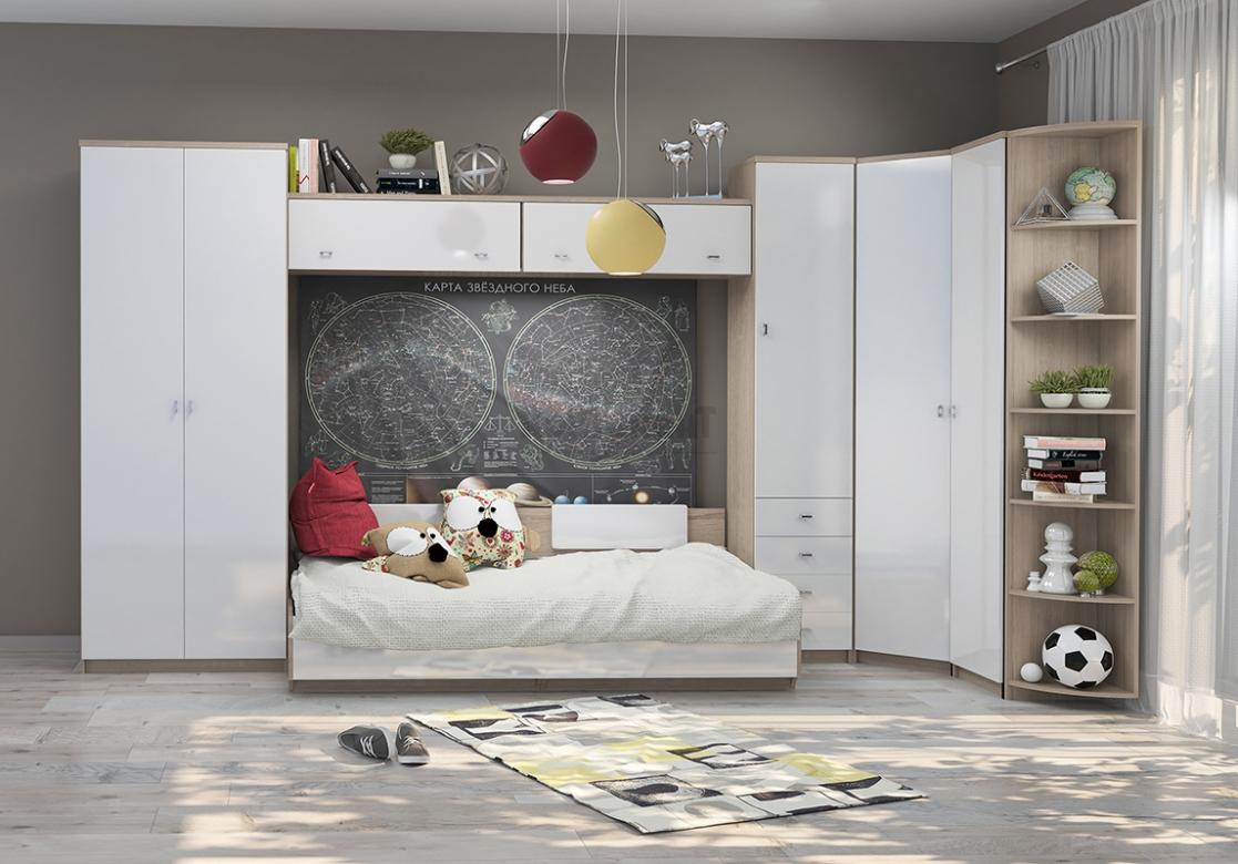 Детская комната Соло-4 фото