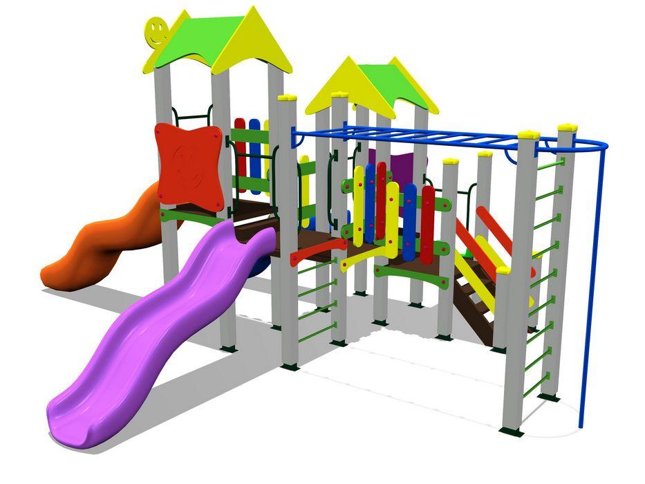 Игровая площадка ДГС-07 фото