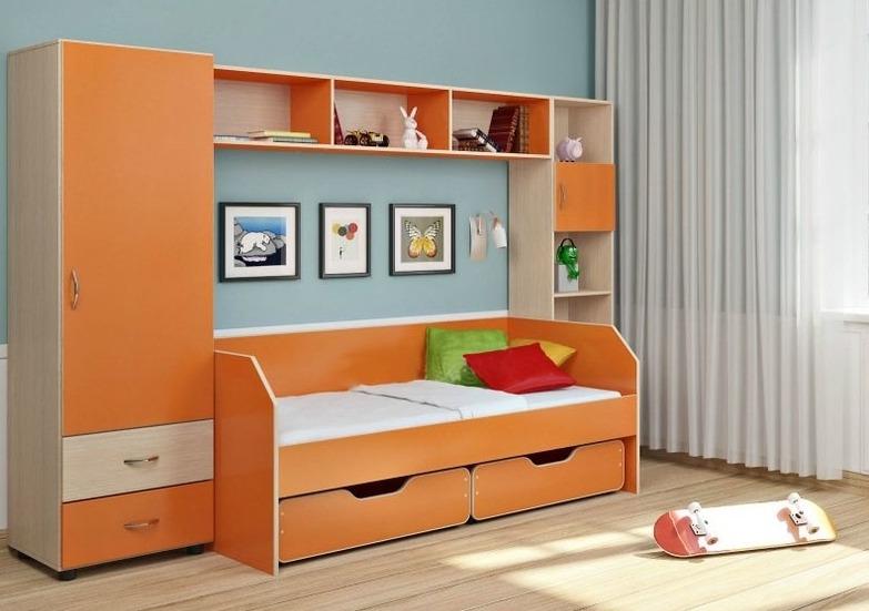 Детская комната Анита фото