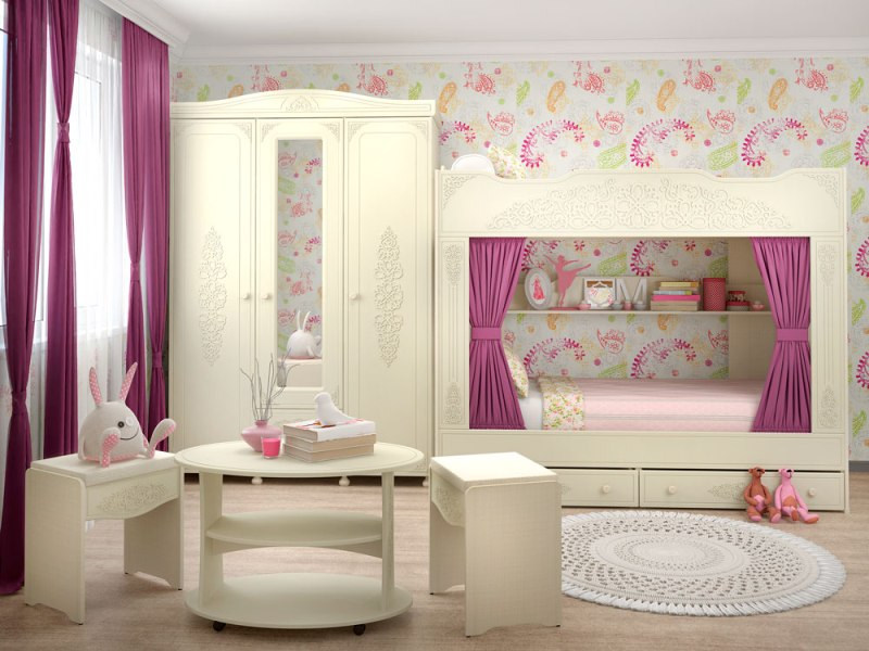Детская комната Ассоль-2 Плюс