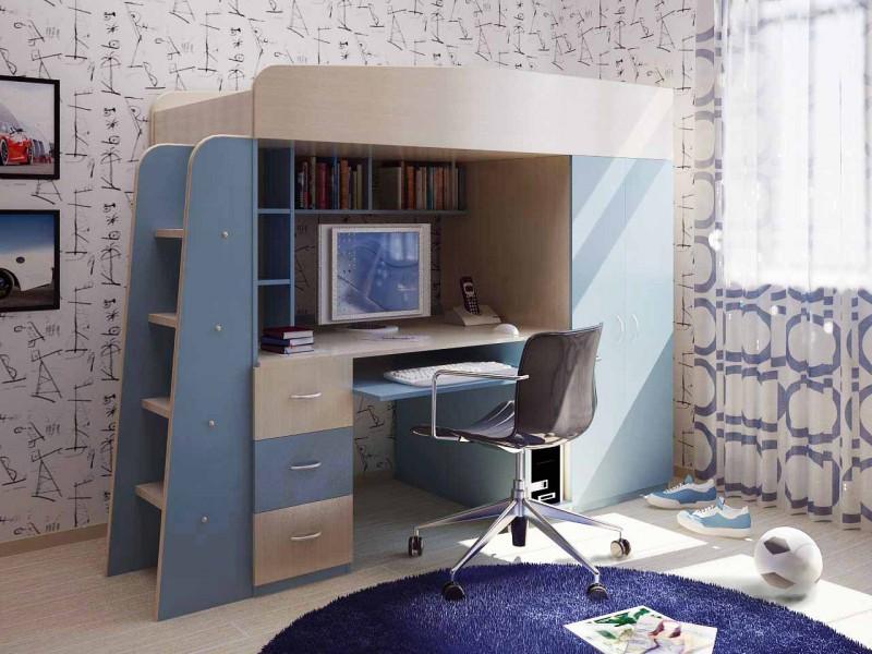 Детская комната Сказка-1 Blue