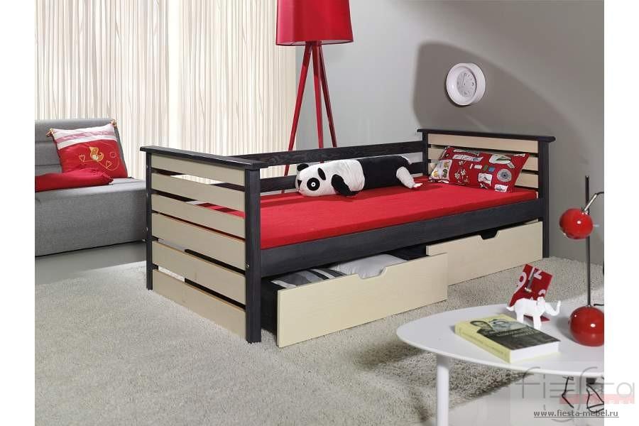 Детская кроватка Лана фото