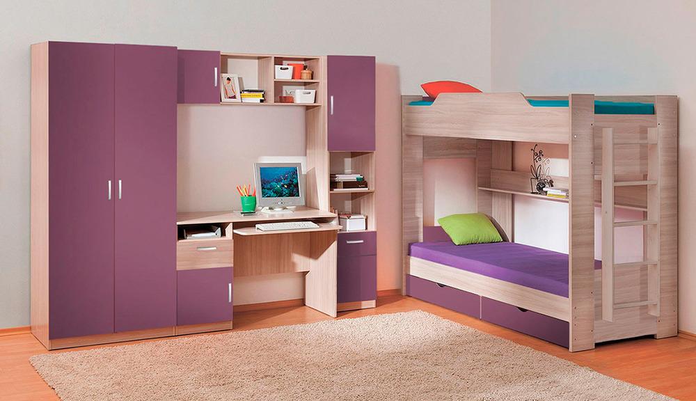 Детская комната Лотос-2 фото