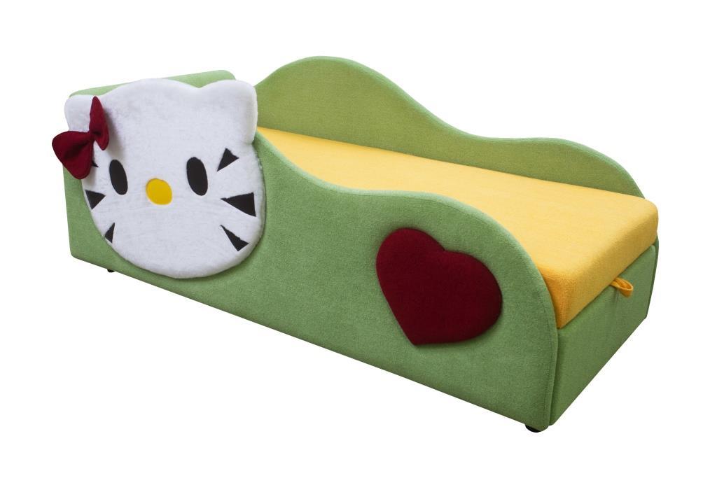 Детский диван Котенок