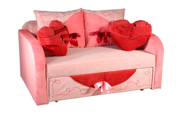 Детский диван Love фото