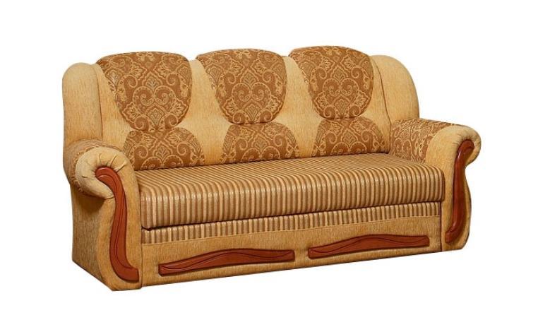Выкатной диван Виеста ПП+ПС+К