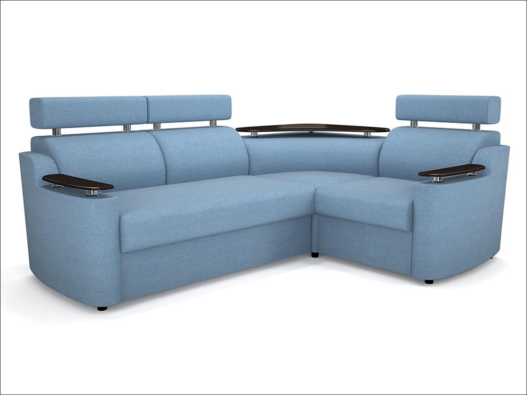 Угловой диван с баром Виза В 07 фото