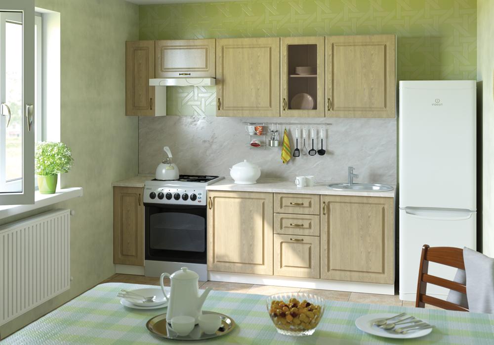 Модульный кухонный гарнитур Эмили