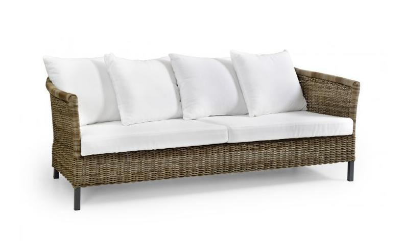 Плетеный диван Estelle
