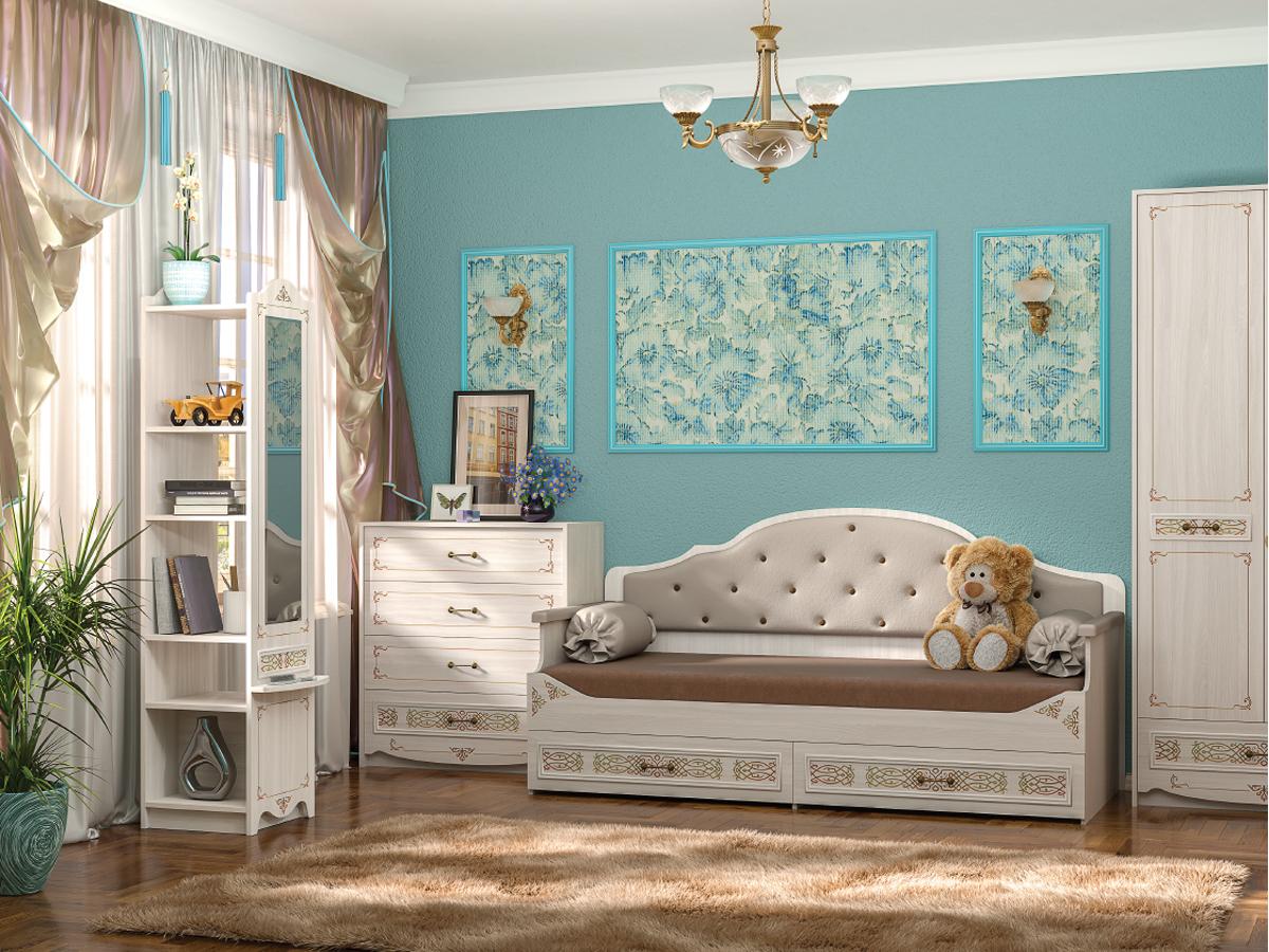 Детская модульная комната Флоренция