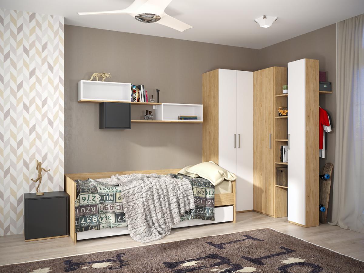 Детская модульная комната Гравити
