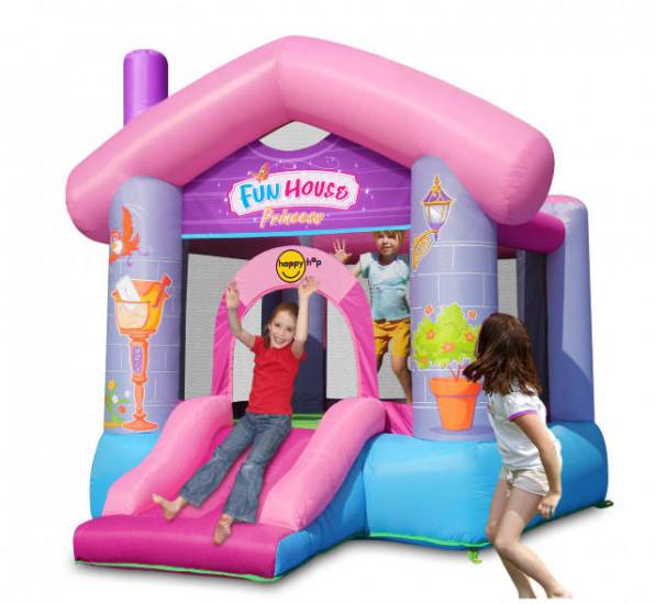 Надувной батут Забавный дом для принцессы 9215P