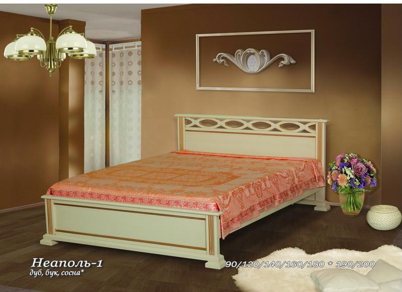 Кровать Неаполь-1 — Кровать Неаполь 1