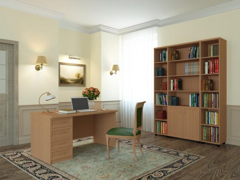 Кабинет-библиотека Премьер-4
