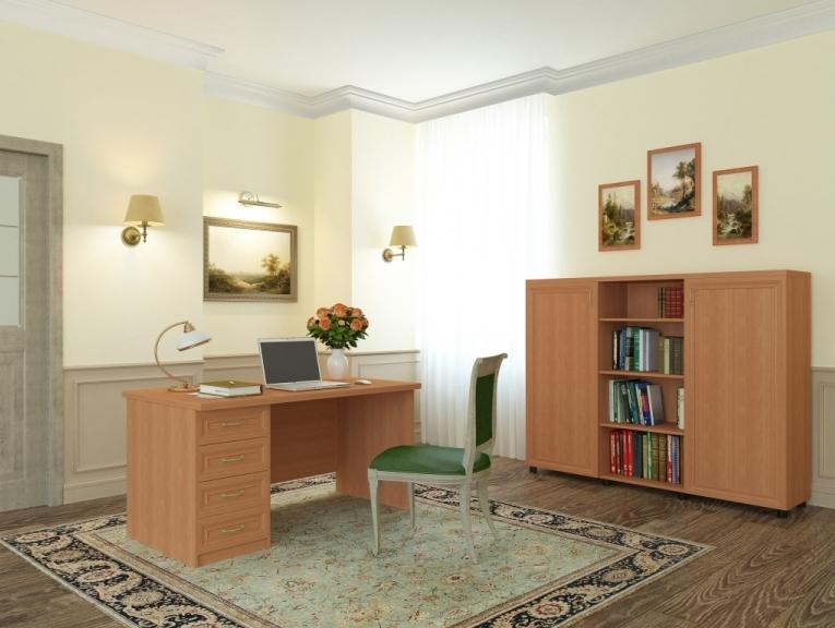 Кабинет-библиотека Премьер-8