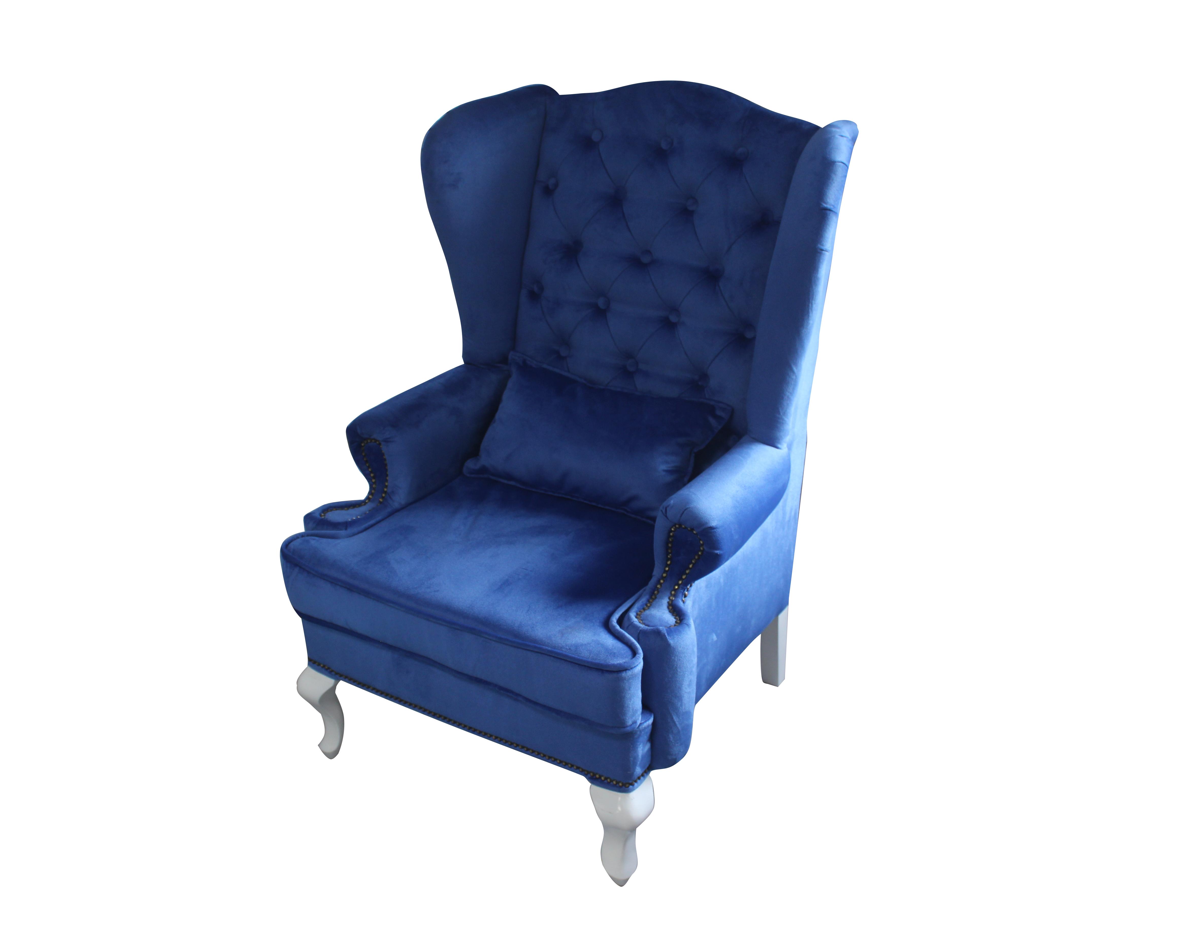 Каминное кресло Скотленд - Акция Велюр — Каминное кресло Скотленд
