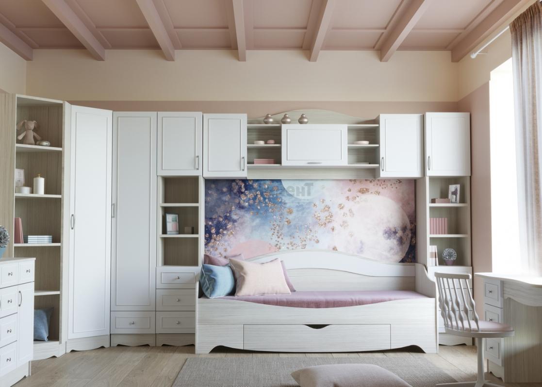 Детская комната Карамель-1 фото