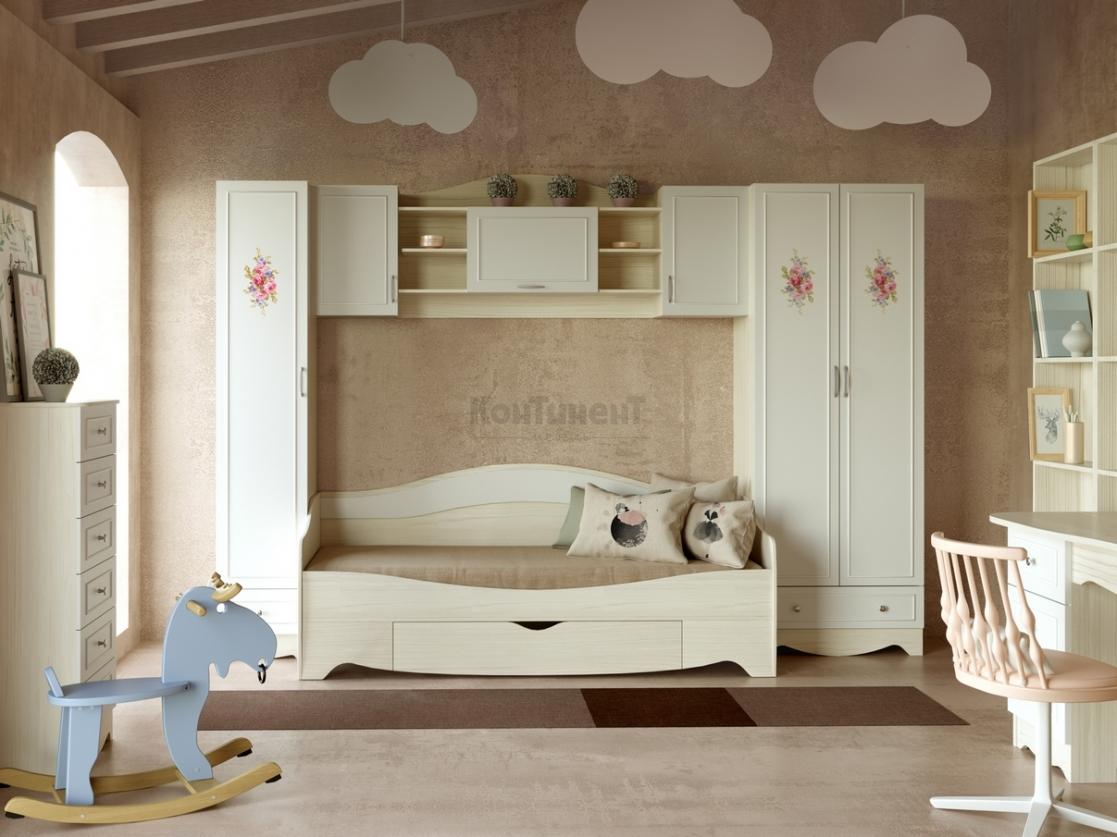 Детская комната Карамель-4 фото