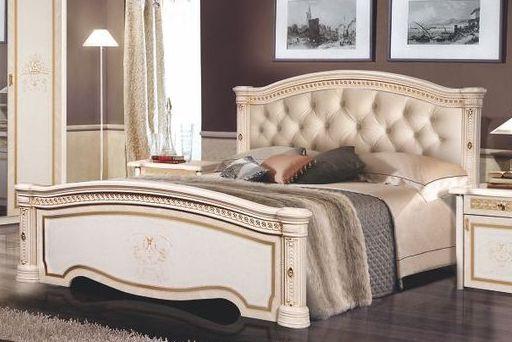 Кровать Карина-3 с мягким изголовьем