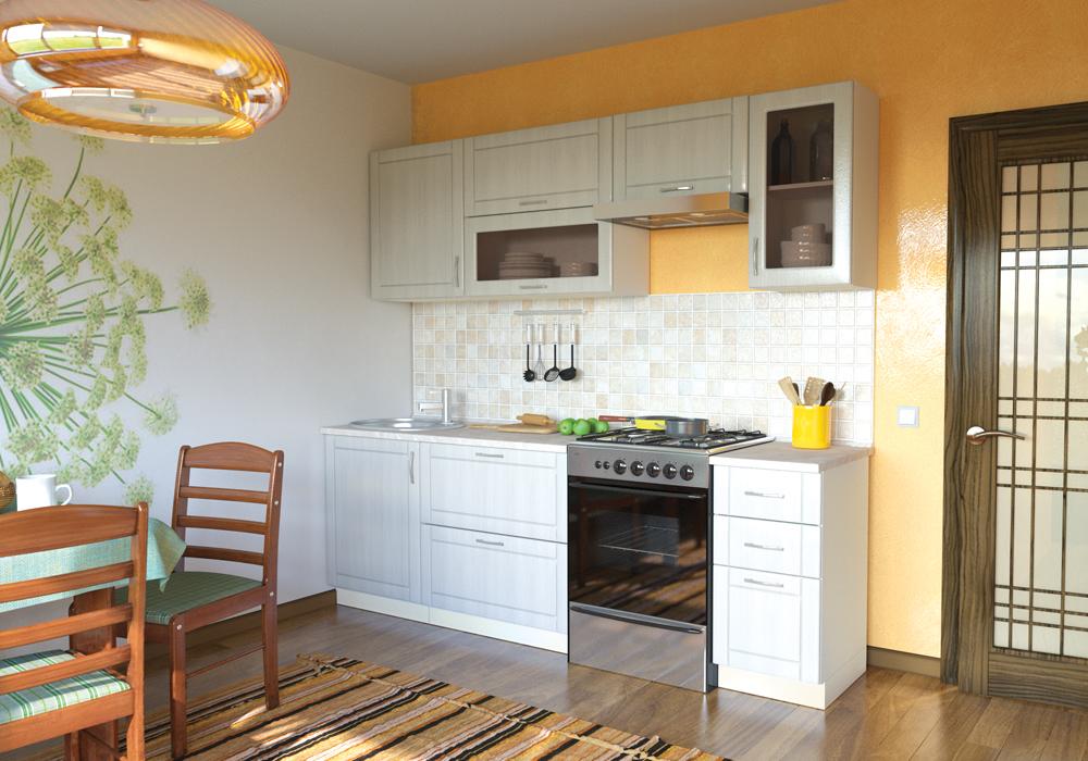 Модульный кухонный гарнитур Катрин