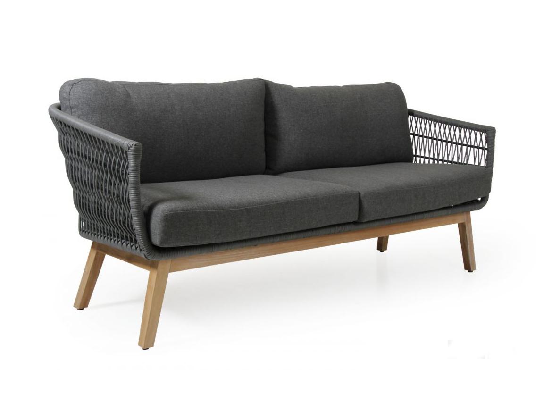 Плетеный диван Kenton