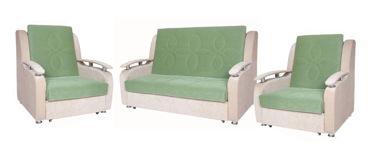 Комплект мягкой мебели Колхида