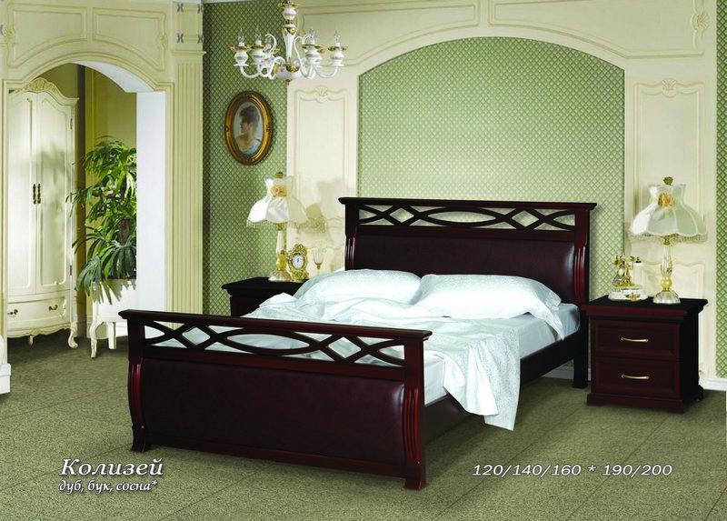 Кровать Колизей-2 — Кровать Колизей 1