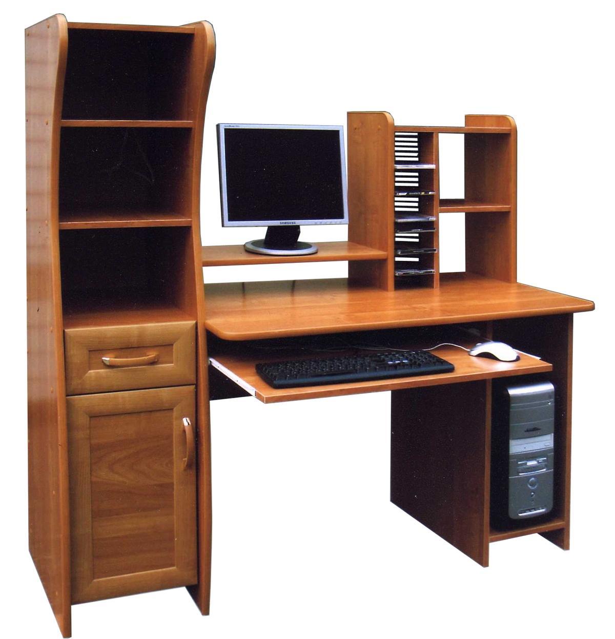 Стол для компьютера Mebelus 15680483 от mebel-top.ru