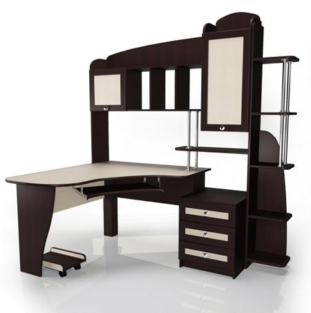 Компьютерный стол Мебелайн-12