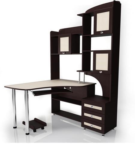 Компьютерный стол Мебелайн-19 фото