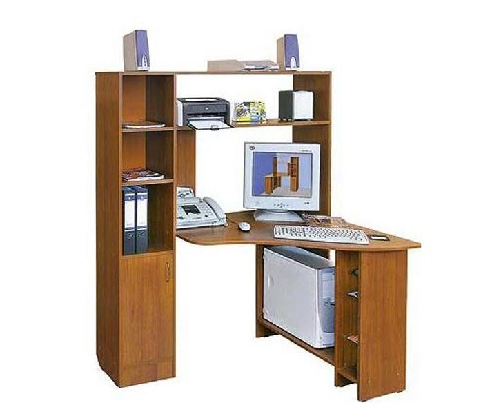 Стол для компьютера Mebelus 15680435 от mebel-top.ru