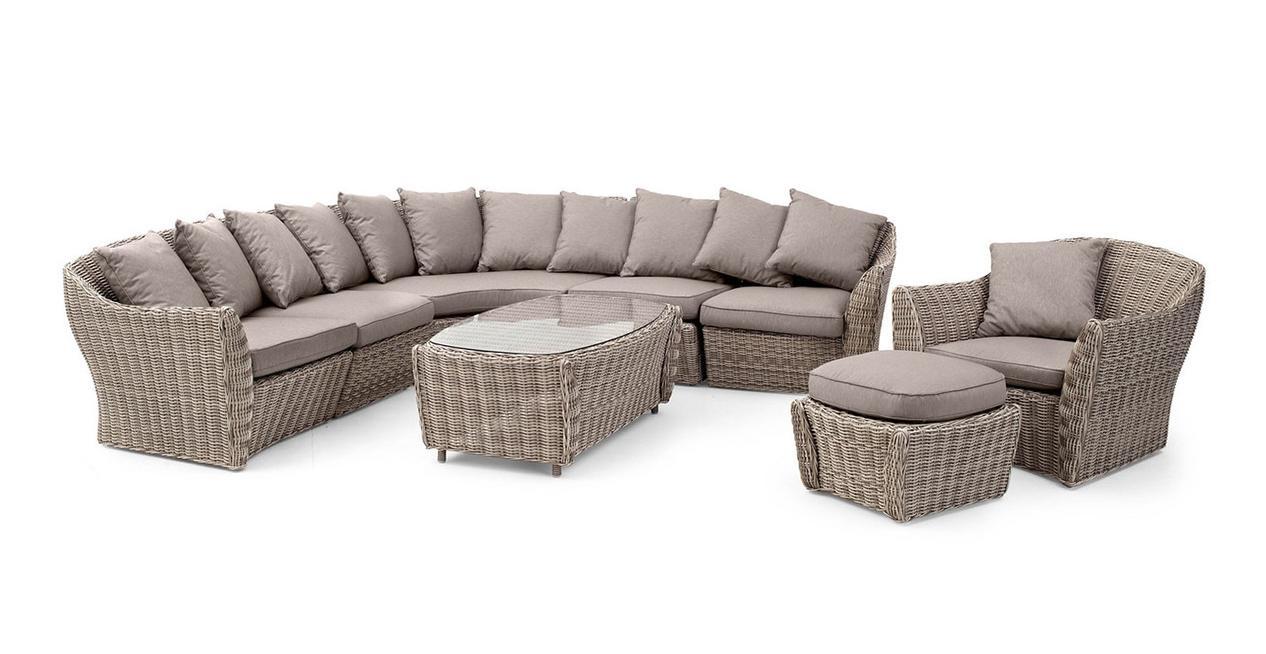 Комплект плетеной мебели Samboca